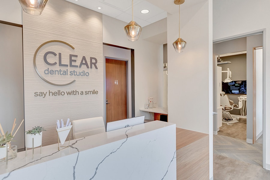 Office Interior | Clear Dental Studio in Broomfield, CO